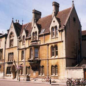 Master's Lodgings, Balliol College