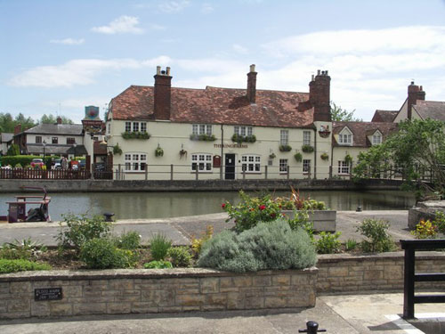King's Arms, Sandford-on-Thames