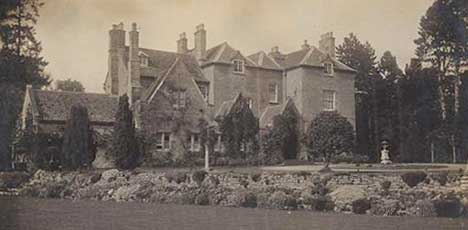 Manor House, Sandford St Martin