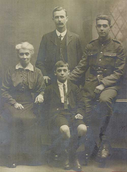 Edwin Charles Welford and family